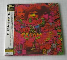 Cream-DISRAELI GEARS Remastered JAPAN MINI LP CD NUOVO UICY - 9151 Eric Clapton