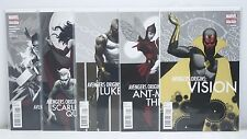 Avengers Origins 5 Issue Series of One-Shots  CR200