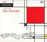 Discover Music Of The 20th Century - Music Of The 20th Century (2005, CD NEUF)