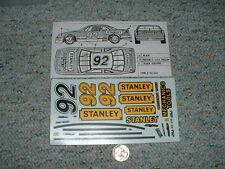 JNJ Hobbies 1/24 1/ 25  Decals #92 Stanley Tools Everett Chevrolet  EEE