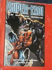 SUPER EROI GRANDI SAGHE N° 51 SPIDER MAN BRIVIDO +DISPONIBILI  1/100  MOLTI N°