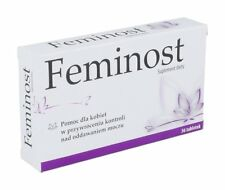 Feminost 56 tabs - help women to maintain control over urination