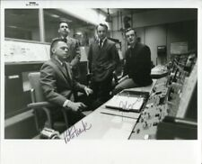 PETE FRANK, MILTON WINDLER, GERALD GRIFFIN, GLYNN LUNNEY orig. Autograph, signed