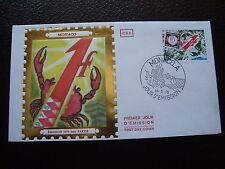 MONACO - enveloppe 1er jour 13/5/1975 (B2)