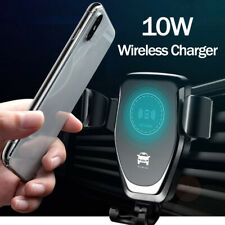 Qi Wireless Mobile Phone Car Chargers for sale | eBay