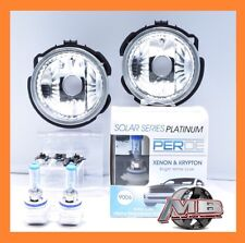08-10 Impreza WRX STI 09-13 Subaru Forester Replacement Clear fog lights PERDE