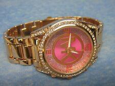 Women's MICHAEL KORS Water Resistant Gemmed Watch w/ New Battery