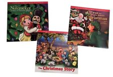 Classic Christmas Story Books:  Nativity, The Nutcracker, Night Before Christmas
