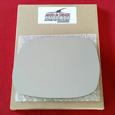 NEW Mirror Glass + ADHESIVE TOYOTA SEQUOIA SR5 TUNDRA Driver Left Side