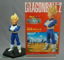 Dragon ball Z DBZ ultra concrete collection vol.2 Super Saiyan Vegeta Banpresto*