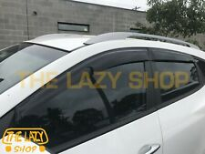 Weathershields, Weather Shields for Hyundai IX35 10-15 Window Visors
