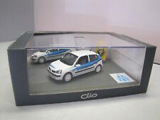UH 7711227819 Renault Clio 2004 Speciale VO Olympique de Marseille - 1:43