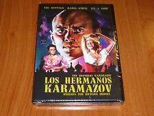 THE BROTHERS KARAMAZOV / LOS HERMANOS KARAMAZOV - Richard Brooks 1958 Precintada