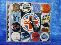 MADE IN BRITAIN 2007 The Best New British Music MOJO 15 track CD Compilation