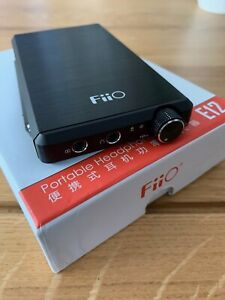 FiiO Mont Blanc E12 Portable Headphone Amplifier