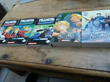Fullmetal Alchemist manga + lot dvd edition gold