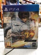 The King of Fighters XIV versione Steelbook Ita PS4 USATO GARANTITO