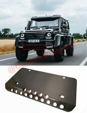 Carbon Fiber Skid Plate BRABUS Style for Mercedes G-Class W463 4x4 6x6 G500 G550