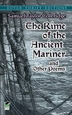 The Rime of the Ancient Mariner and Other Poems - Acceptable - Samuel Taylor Col