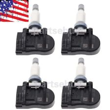 Set of 4 Factory New Tire Pressure Sensor TPMS 52933-2M000 For Hyundai Kia