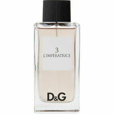 Dolce and Gabanna D&G L'IMPERATRICE 3 100ML EDT TESTER WOMEN