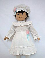 """Doll Clothes 18"""" Dress Samantha's Victorian Fits American Girl Dolls"""