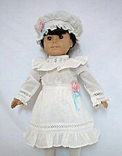 "Doll Clothes AG 18"" Dress Samantha's Victorian Made For American Girl Dolls"