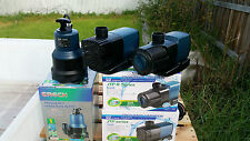 Pond Pump / Aquaponics Pump, CLP 7000
