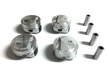 4x Kolben Satz Hyundai IV i20 i3 ix20 Ceed Rio III 1,4 CVVT G4FA NEU DE250772