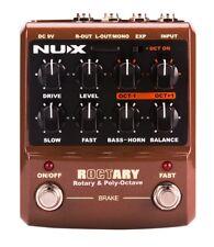 Nux Roctary Pedale di effetto (b3k)