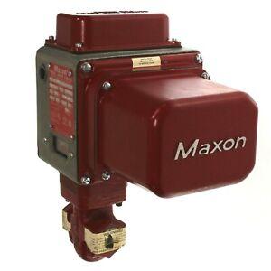 """NEW Maxon 3/4"""" STO-A 1 Gas Vent Valve 115V"""
