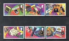 GUERNSEY MNH 1997 SG741-4746 METHODS OF COMMUNICATION
