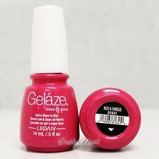 Gelaze China Glaze LED UV Nail Gel Color Polish 0.5 oz - Rich and Famous 81641