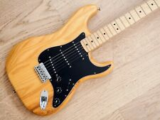 1983 Fender Dan Smith Stratocaster Hardtail Vintage Electric Guitar Ash w/ Case