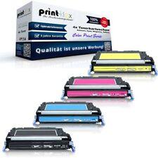 4x XXL Toner für HP Color-LaserJet 3800 DTN N CP 3505 DN X X - Color Print Serie