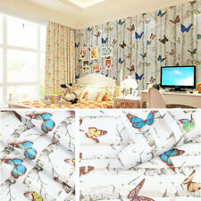 10M Butterfly Self-adhesive Wallpaper Kitchen Furniture Stickers Contacted Paper