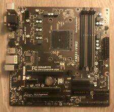 GIGABYTE GA-F2A88XM-D3H FM2+/FM2 AMD A88X Micro ATX Motherboard NO RESERVE