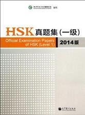OFFICIEL EXAMEN Papiers de HSK 2014: Niveau 1 par lin , XU Livre de poche 9