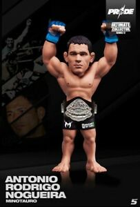 Round 5 UFC Series 12.5 Limited Edition Action Figure - Antonio Nogueira - Pride