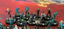 Marvel Heroclix Captain Marvel Movie Set 1-9 Common Set