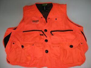 Primos Hunting Men's Blaze Orange Vest Large