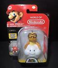 World of Nintendo Lakitu with Spike Ball Action Figure