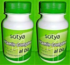 Vitamine Vitamina Complex 820 MG 2x60 Capsule SOTYA