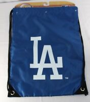 Los Angeles Dodgers Classic Drawstring Cinch Backsack Concept One Accessories