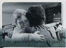 Twilight Zone Series 4 S&S Quotable Twilight Zone Chase Card Q10