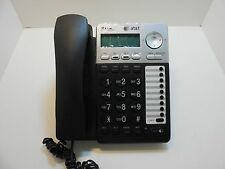 AT&T ML17929 2 Line Corded Phone w/Stand - NO A/C ADAPTER