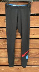 Womens Nike Football USA Leggings Size Small
