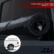 """For 2001-2003 Ford F150 5.5'/66"""" Truck Short Bed Lock & Roll Soft Tonneau Cover"""