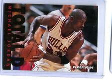 1995 FLEER TOTAL D 95/96 Michael Jordan Basketball MJ#23 Card#3 OF 12 (REF+122)