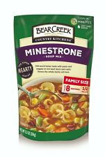 Bear Creek Minestrone Soup Mix Pack of 3